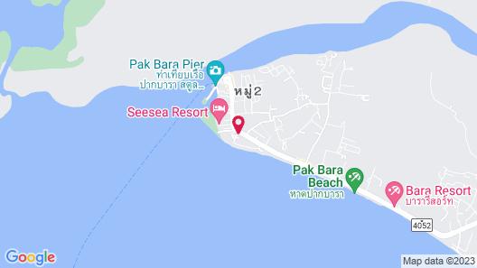 Pakarang Resort Map