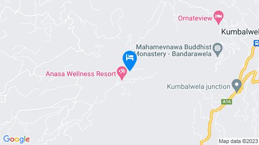 Anasa Wellness Resort Map