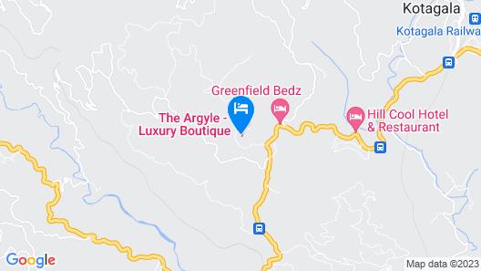 The Argyle Map