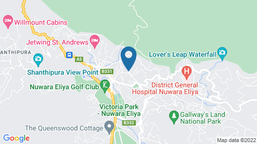Stone Bungalow Map