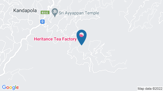 Heritance Tea Factory Map