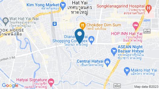 Winstar Hotel Map