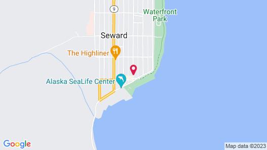Best Western Plus Edgewater Hotel Map
