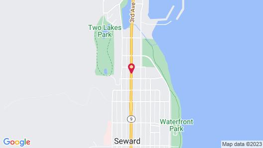 Harborview Inn Map