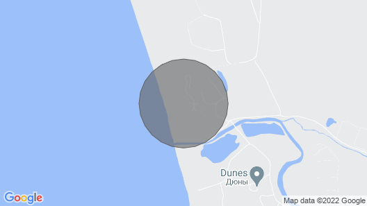 Сomfortable apartments on the shore of the Gulf of Finland Map