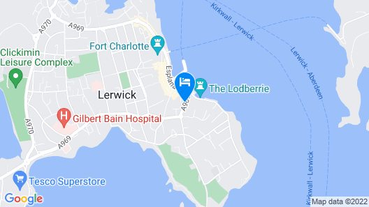 Varis House Map