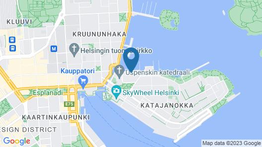 Roost Pormestarinrinne Map