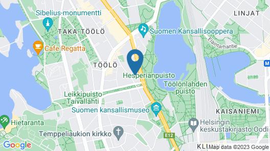 Roost Dunckeri Map