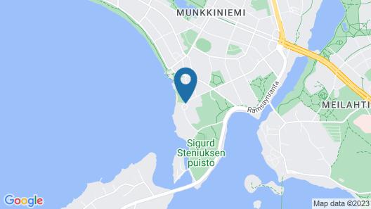Hilton Helsinki Kalastajatorppa Map