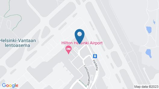 GLO Hotel Helsinki Airport Map