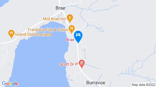 Brae Hotel Map