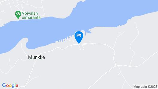 Koivukankare Map