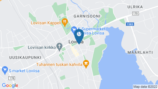 Hotel Zilton Map