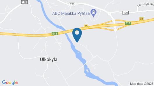 Villa Kivikoski Map