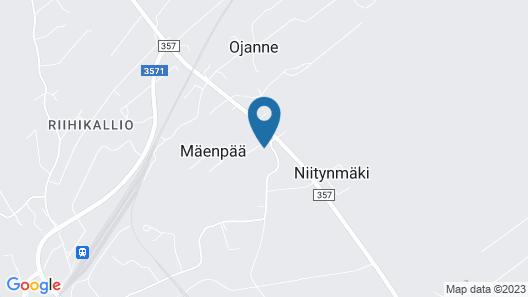 Pikku Torppa Cottage Map
