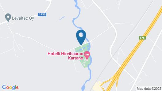 Hotel Hirvihaaran Kartano Map