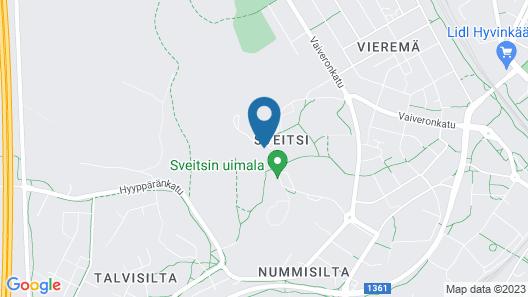 Hotel Sveitsi Map