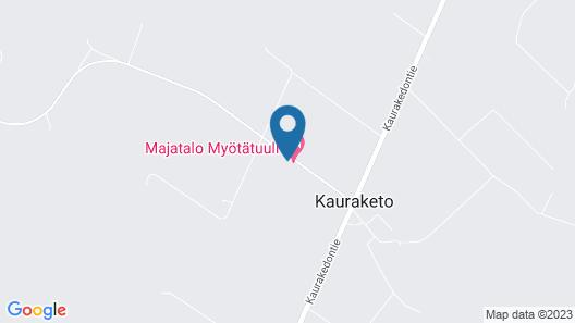 Majatalo Myötätuuli Map