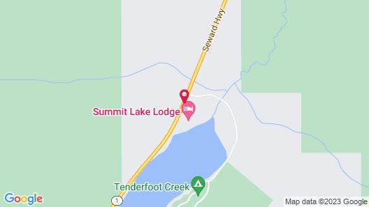 Summit Lake Lodge Map