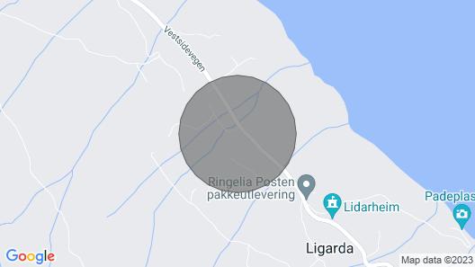 3 Bedroom Accommodation in Vestsida Map