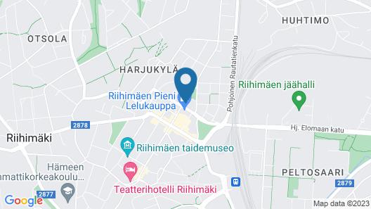 Hotel Seurahuone Map