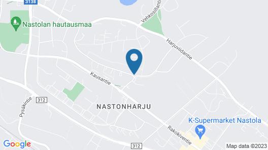 Majatalo Ketunpesä Map