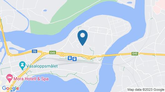 Hotel Kung Gösta Map
