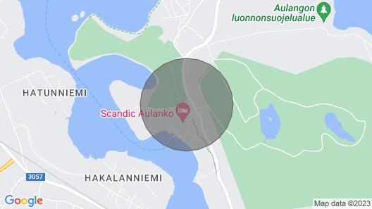 Vacation Home Aulangonranta in Hämeenlinna - 4 Persons, 2 Bedrooms Map