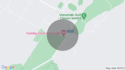 Viihtyisä paritaloasunto, jossa 2 makuuhuonetta, sauna ja takka. Map