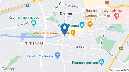Hotel Cityhovi Map