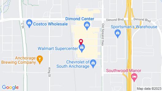 Dimond Center Hotel Map