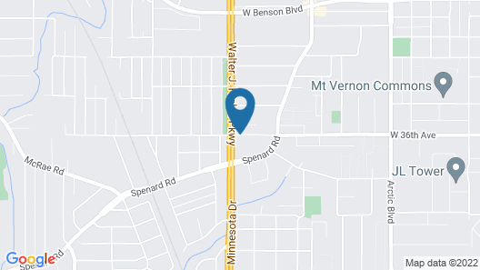La Quinta Inn & Suites by Wyndham Anchorage Airport Map