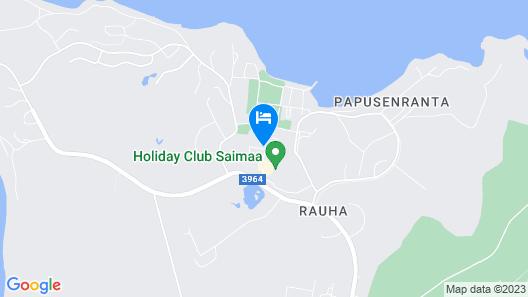 Holiday Club Saimaa Hotel Map