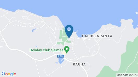 Saimaa Gardens Holiday Houses Map
