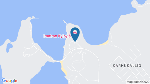 Imatran Kylpylä Spa Apartments Map