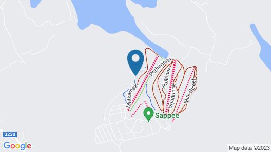 Villa Borealis Map