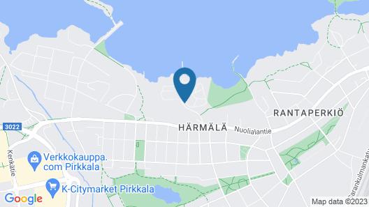 Tampere Camping Härmälä Map
