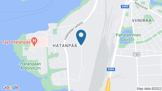 Mango Hotel Map