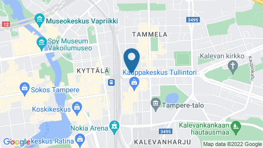 City Home Finland Luminary 3 Map