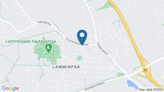 Hotel Lamminpää Map