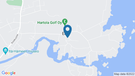 Linna-hotelli Map