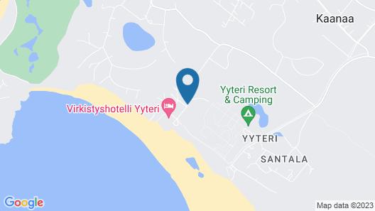 Yyteri Villas Map