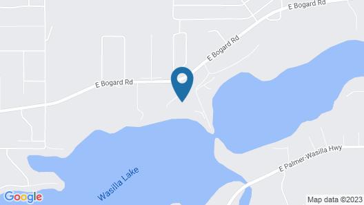 Mat-Su Resort Map