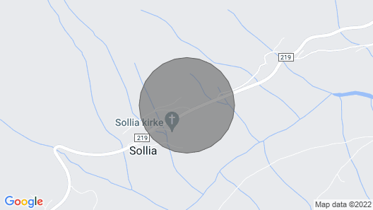 2 Bedroom Accommodation in Sollia Map