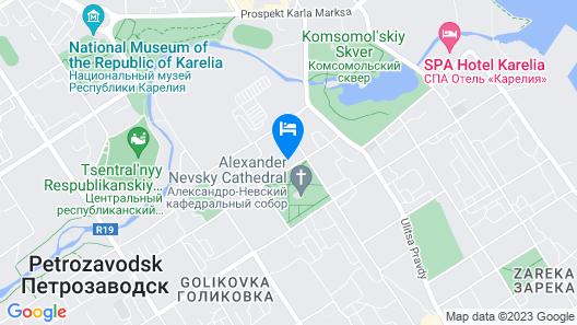 Mini-Hotel Ilma Map