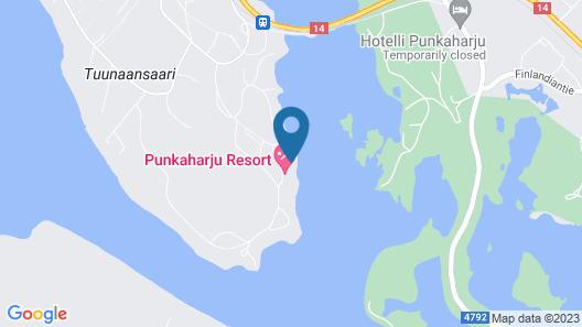 Punkaharju Resort Map