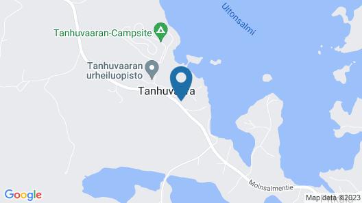 Hotelli Pyöreä Torni Map