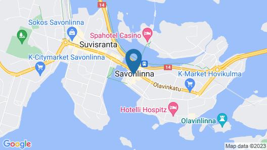 Sokos Hotel Seurahuone Savonlinna Map