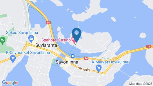 Spahotel Casino Map