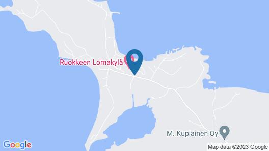 Ruokkeen Lomakylä Map